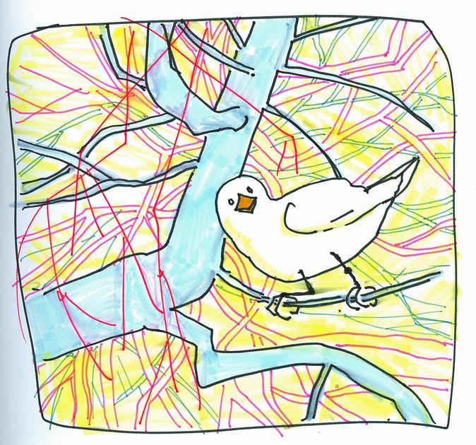 6. FROGGY WENT A COURTING NEXT VERSE BIRD  004