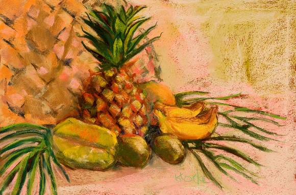 HAWAIIAN STILL LIFE